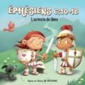 """""""Ephésiens 6:10-18 - L'armure de Dieu"""" par Agnès et Salem De Bézenac"""