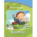 """""""Mon berger - Le psaume 23 - Album de coloriages"""""""