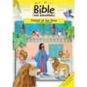 """""""Daniel et les lions - ma mini bible avec autocollants"""" par Sally Ann Wright et Moira Maclean"""