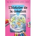 """""""L'histoire de la création - ma mini bible avec jeux"""" par Bethan James et Honor Ayres"""