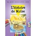 """""""L'histoire de Moïse - ma mini bible avec jeux"""" par Bethan James et Honor Ayres"""