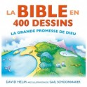 """""""La Bible en 400 dessins"""" par Helm David"""