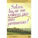 """""""Satan, tu ne me voleras pas mes promesses!"""" par Delgado Iris"""