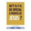 """""""Qu'y a-t-il de spécial à propos de Jésus?"""" par Hicham E.M"""