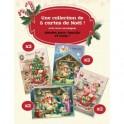 """""""Joyeux Noël"""" - 8 cartes"""