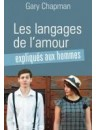 """""""Les langages de l'amour expliqués aux hommes"""" par Chapman Gary"""