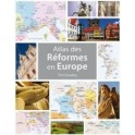"""Atlas des Réformes en Europe"" par Tim Dowley"