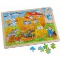 """""""Puzzle arche de Noé"""""""