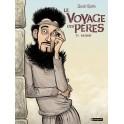 """""""Voyage des pères - Moshé, tome 5"""" par Ratte David"""