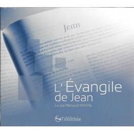 """""""L'évangile de Jean"""" - CD"""