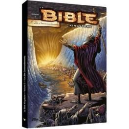 """""""La Bible Kingstone, les dix commendements, vol. 3"""""""