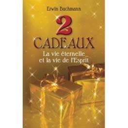 """""""2 cadeaux"""" par Erwin Buchmann"""