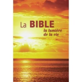 """Bible couverture orange"""