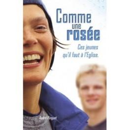 """""""Comme une rosée, ces jeunes qu'il faut à l'église"""" par André Pinguet"""