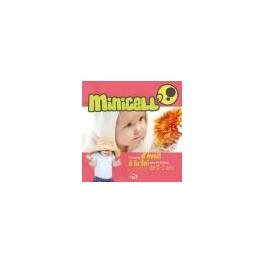 """""""Minicell' CD"""" par divers auteurs"""