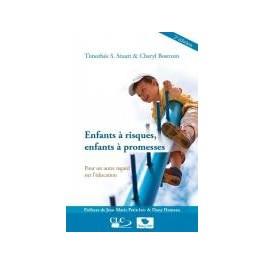 """""""Enfants à risques, enfants à promesses"""" par Timothée Stuart & Cheryl Bostrom"""