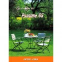 """""""Psaume 65"""" Collection Je t'offre"""