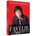 """""""La faveur imméritée"""" par Joseph Prince"""