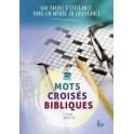 """""""Mots croisés bibliques pour adultes force 3-4"""""""