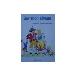 """""""Sur mon alpage"""" par Samuel Grandjean"""