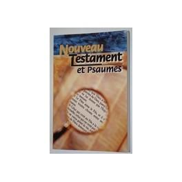 """""""Nouveau Testament et Psaumes"""" Esaïe 55"""