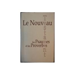 """""""Nouveau Testament, Psaumes et Proverbes"""" Esaïe 55"""