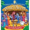 """""""Mon pack d'activités pour l'avent"""" par David Juliet"""