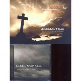 """""""Le ciel m'appelle, Pâques, duopack avec CD"""" par Grosjean Pascal"""