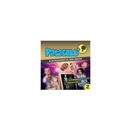 """""""Patacell vol.2 CD"""" par les Fabricants de Joie"""