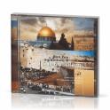 """""""Sur tes murailles, ô Jérusalem"""" CD - Corinne Lafitte et Jeunesse en mission"""