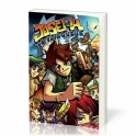 """""""Manga Joseph le vainqueur"""" par Khan Amos et Zhi Chuan Lim"""