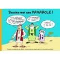 """Dessine-moi une parabole"""" par Alain André"""