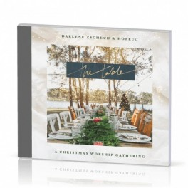 """""""The Table - A Christmas Worship Gathring"""" - Darlene Zschech CD"""