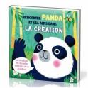 """""""Rencontre panda et ses amis dans la création"""" par Cecilie Fodor"""