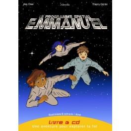 """""""Le programme spacial Emmanuel"""" par May Chan et Thierry Ostrini"""