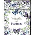 """""""Pétales de Psaumes""""  Cartes à colorier"""