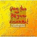 """""""Que ton règne vienne"""" CD - Sylvain Freymond & Louange vivante"""