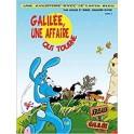 """""""Galilée, une affaire qui tourne - Tome 2"""" - Une aventure avec le lapin bleu"""" par Coolus et Birus"""