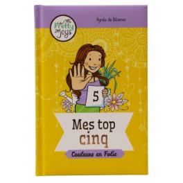 """""""Mes top cinq"""" par De Bezenac Agnès"""