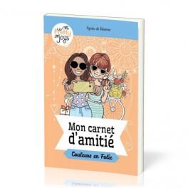 """""""Mon carnets d'amitié"""" par De Bezenac Agnès"""