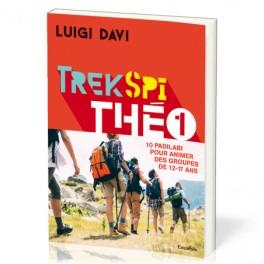 """""""Trek Spi Théo 1 - 10 padilabi pour animer des groupes de 12-17 ans"""" par Luigi Davi"""