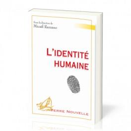 """L'identité humaine"" par Micaël Razzano"