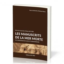 """""""Les manuscrits de la mer morte"""" par Perrot Antony"""