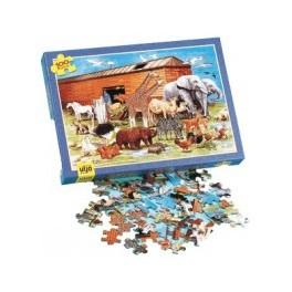 """""""Puzzle Arche de Noé, 100 pièces"""