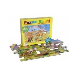 """""""Puzzle géant Arche de Noé, 48 pièces"""""""