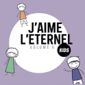 """J'aime l'Eternel Kids, vol 6"" par JEM"