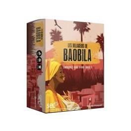 """""""Les villageois de Baobila"""" par Sel France"""