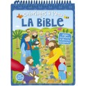 """""""La Bible - Coloriages à l'eau"""""""