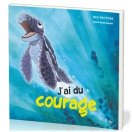 """""""J'ai du courage - Mes émotions"""" par Heidi et Daniel Howarth"""