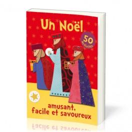 """""""Un Noël amusant, facile et savoureux - 50 activités"""" par Christina Goodings"""